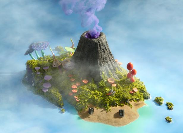 Ministry Of Sound Flyer Volcano