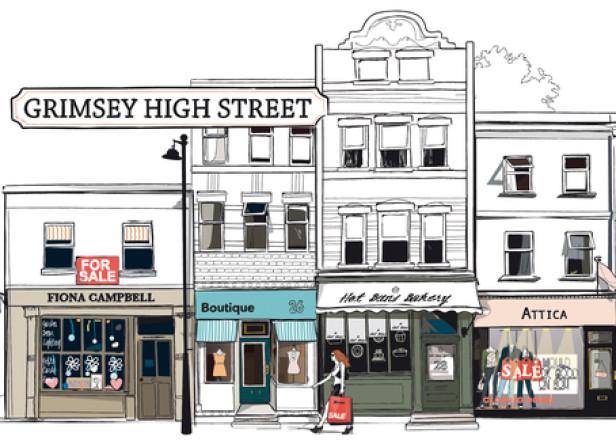 Engage Retail Magazine High Street Issue