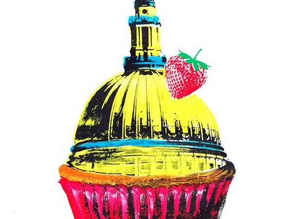 roomzzz_deli_afternoon_tea_cake_cupcake_london_st_pauls_screenprint_katie_edwards_illustration.jpg