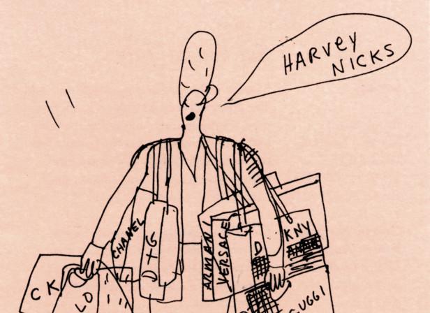 Harvey Nicks Shopping