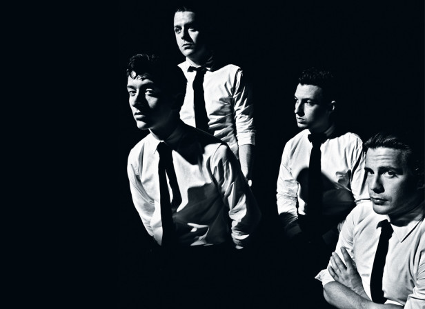 Sleeve Design / Arctic Monkeys