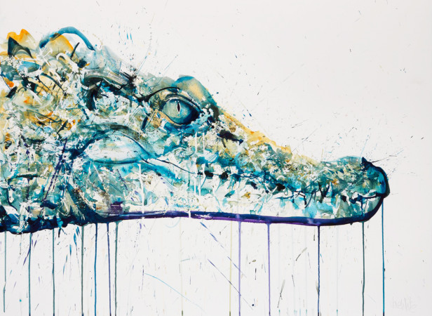 Natural Selection Crocodile