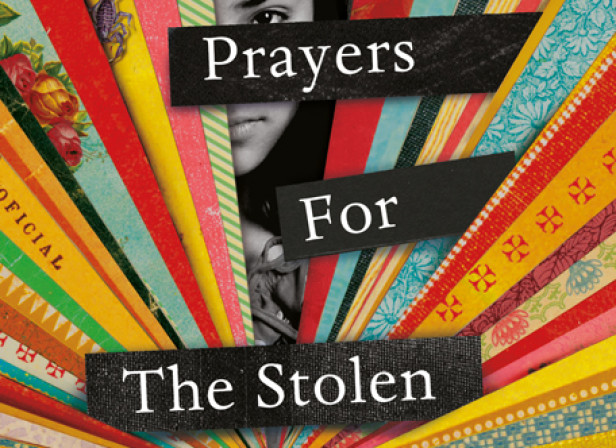 Prayers For The Stolen Cover