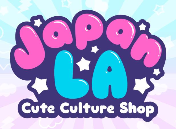 Japan LA Boutique Store Identity Logo 4