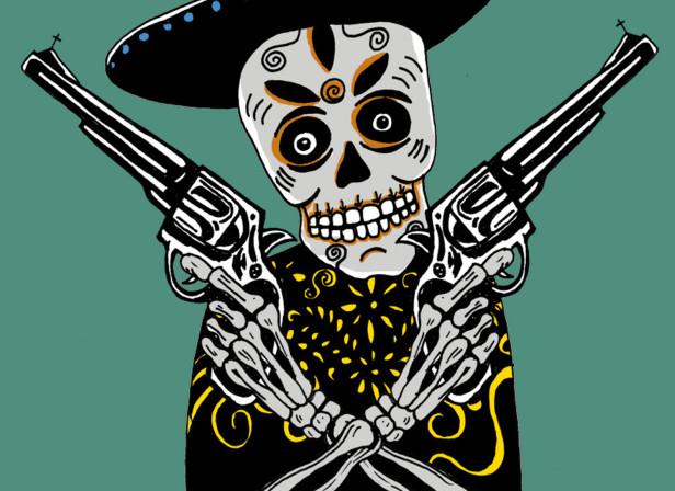 Mexican Skeleton / ke$ha
