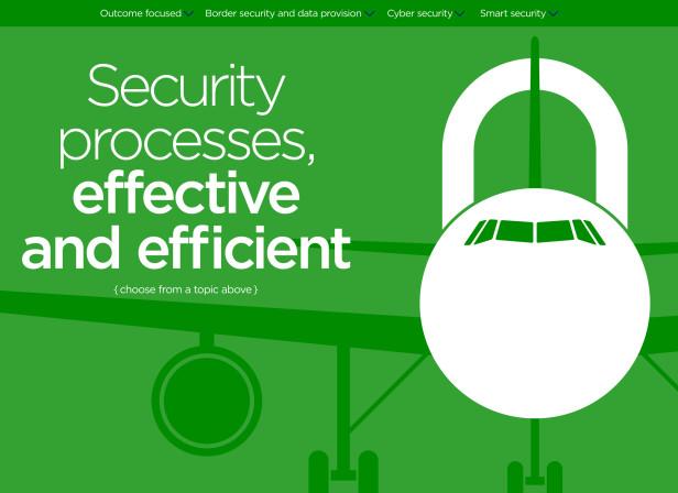 IATA Annual Report Security