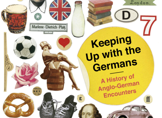 Keeping Up with the Germans / Faber Faber