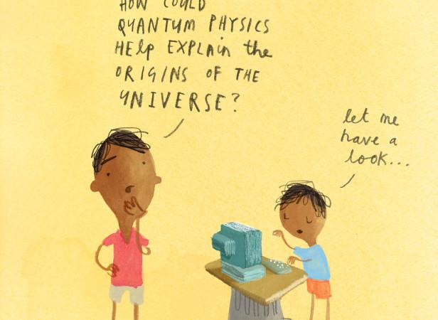 Google Think Quarterly Quantum Physics
