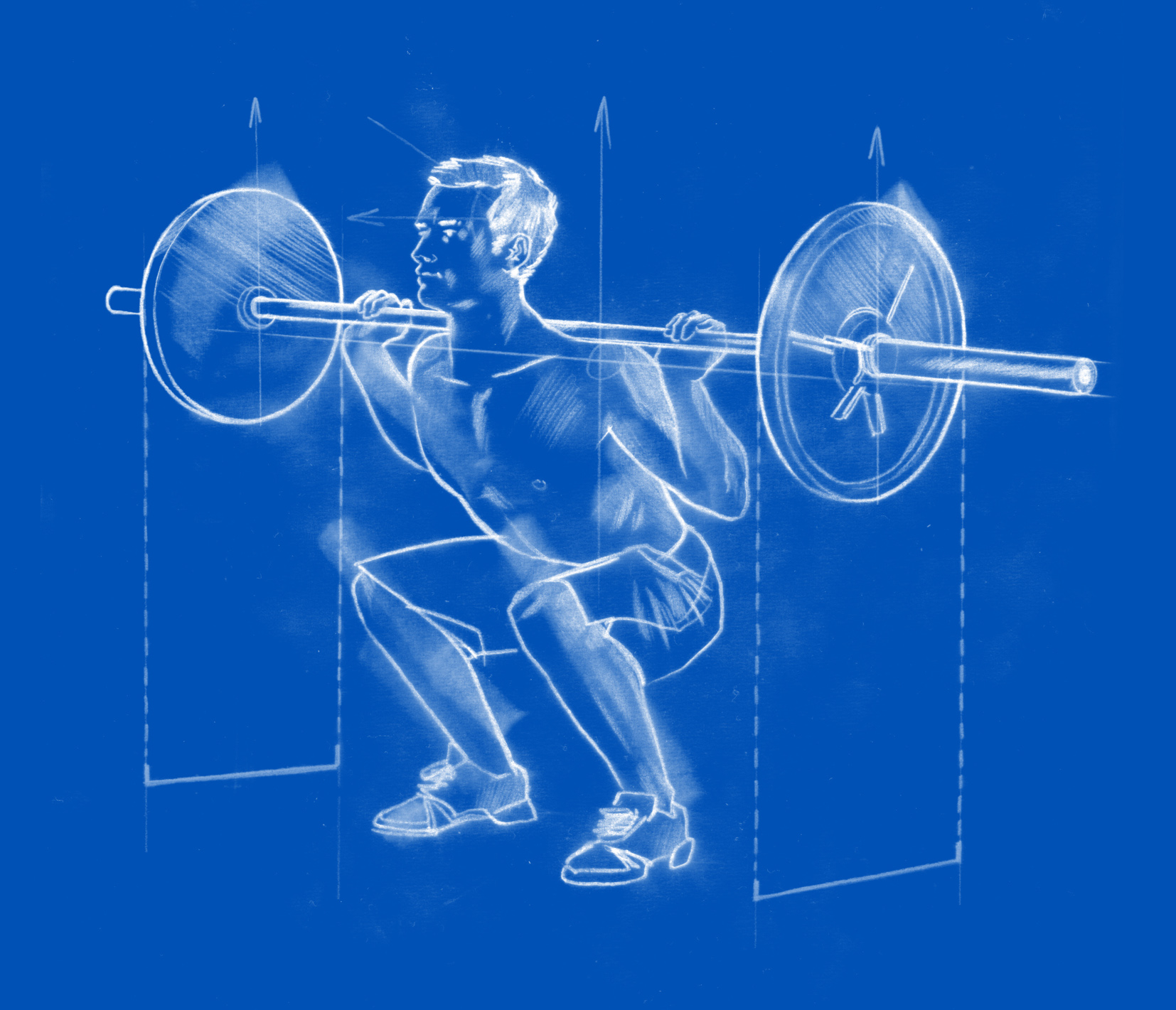 Men's Fitness / Squats