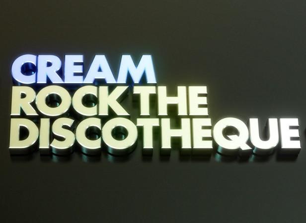 Cream Rock The Discotheque V.01