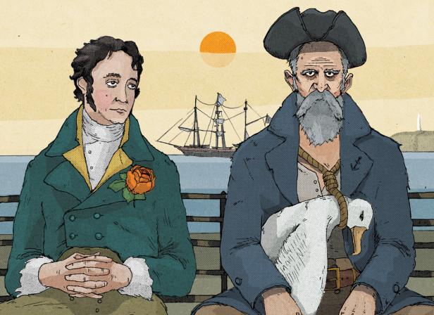 Ancient Mariner / The Telegraph