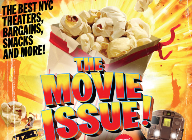 The Movie Issue! / Time Out New York