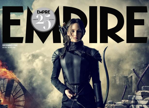 MockingJay / Empire Magazine