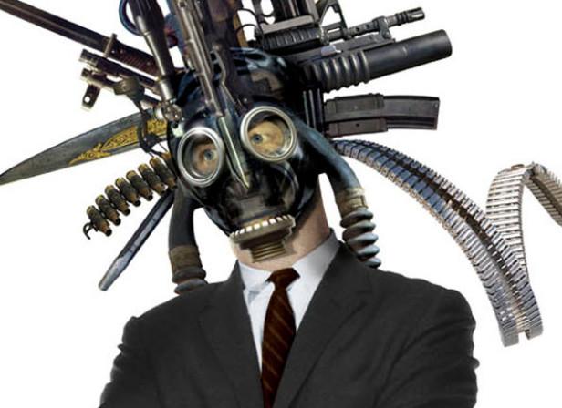 Warheads Gas Mask