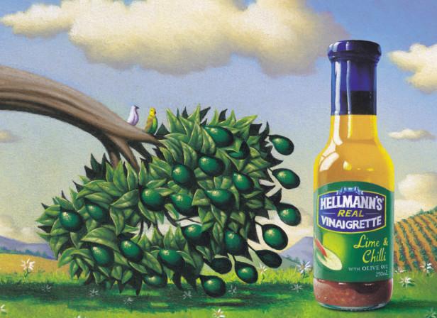 Hellmans Mayonaise Ad