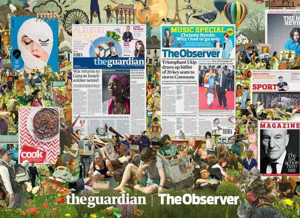 All The Magazines / The Guardian
