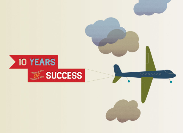 10 Years of Success