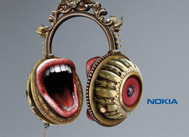 Nokia Music Almighty Headphones 2