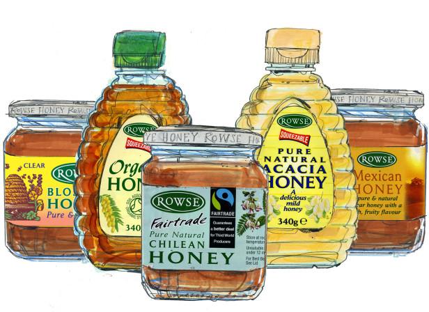 Rowse Honey / The Branding Company