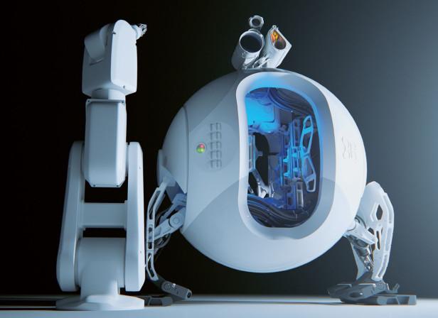 Robots Robotics One Year Ten Stories Nature Magazine