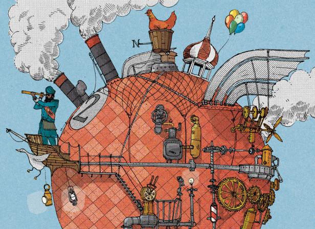 Jules Verne / RSA Journal