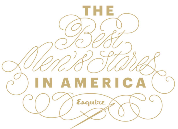 The Best Men's Store In America / Esquire