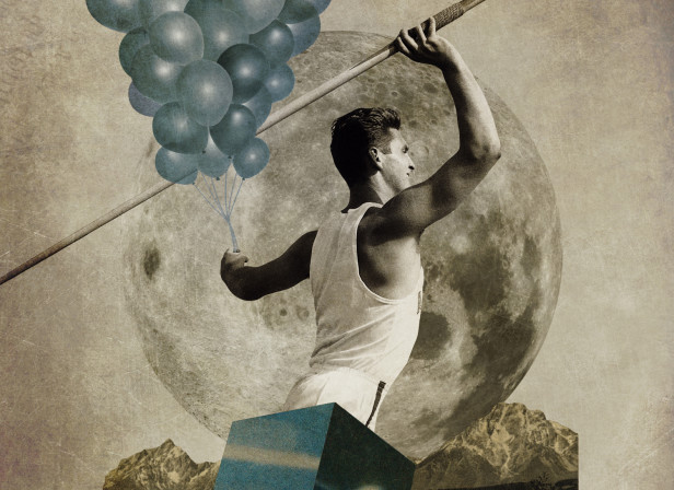 Untitled (with balloons)