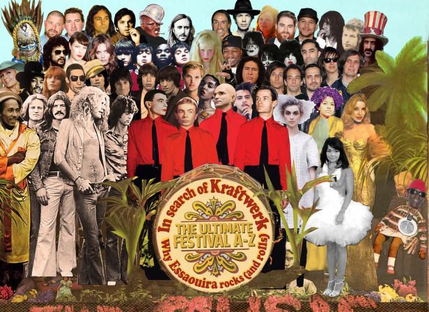 Sgt Pepper Easyjet Festivals Pop Stars