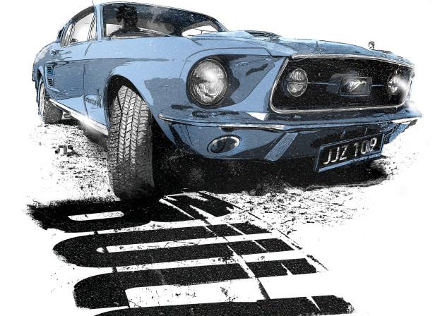 Steve McQueen's 'Bullitt' Mustang