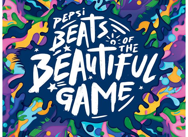 Beats Of The Beautiful Game / Pepsi