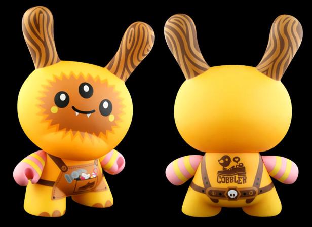 Cobbler / Kidrobot Dunny