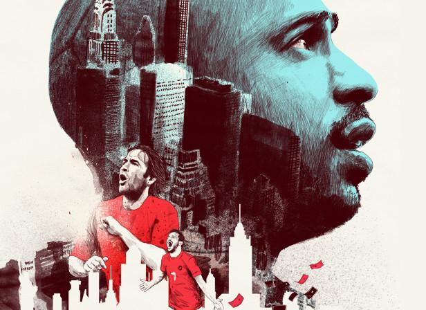 MLS Football Capital Magazine December Cover
