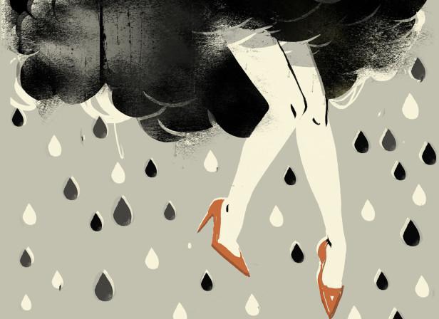 Depressed Olivia Magazine