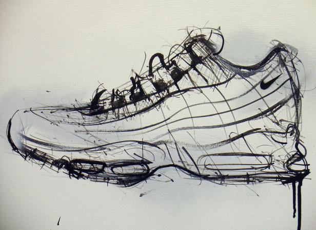 Wet Paint Sketch