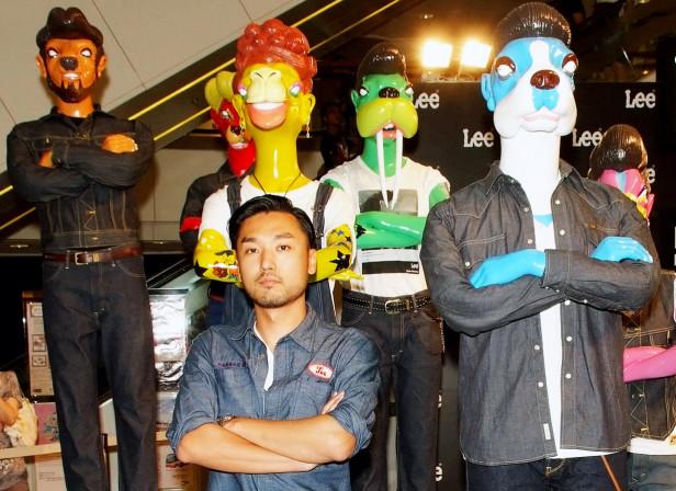 LEE Mannequins & Yuko Hong Kong