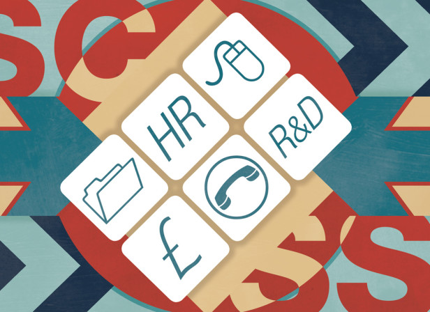 Financial Times Shared Services Functions