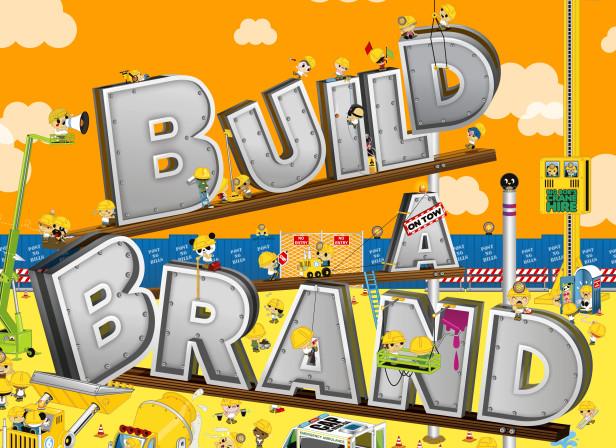 Brand Builders / Computer Arts Magazine