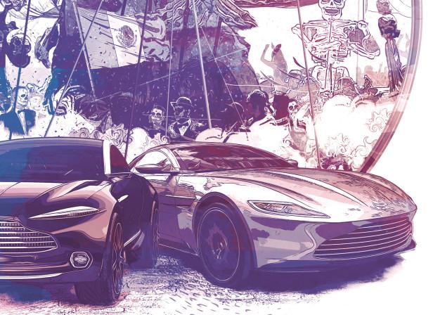 Aston Martin Magazine - Spectre