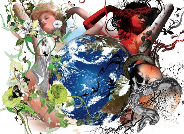 New Scientist Magazine / Gaia's Evil Twins