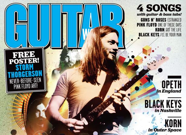 Pink Floyd / Guitar World