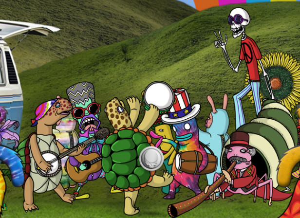 The Grateful Dead Game The Epic Tour 2