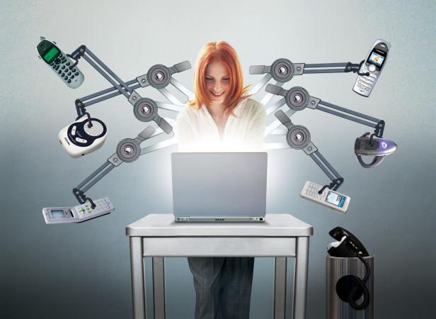Multitusking With Technology Newsweek