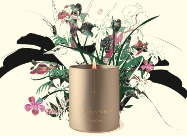 Candle / Elle Decoration UK