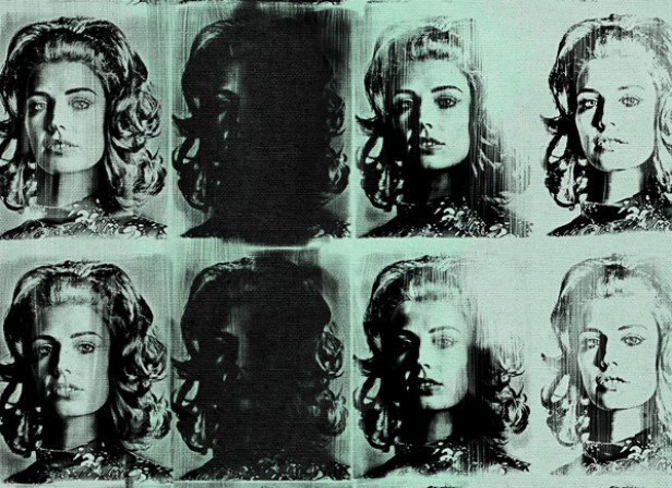 Mad Woman Diptych