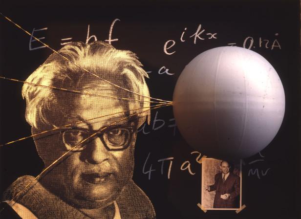 Equation / New Scientist