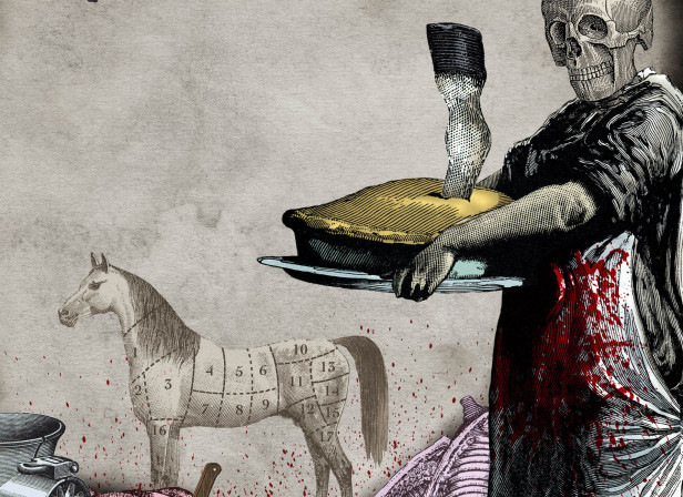 Horse Pies / The Telegraph