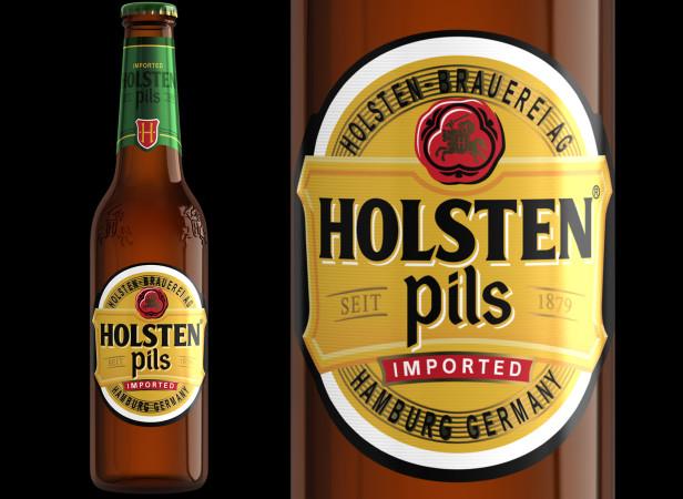 Holsten Pils Bottle