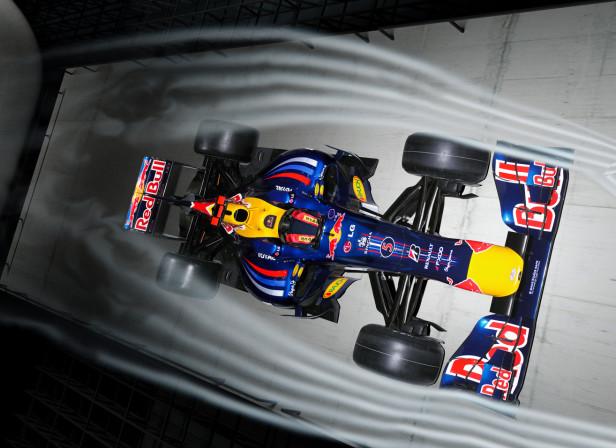 Formula One Wind Tunnel F1 Magazine