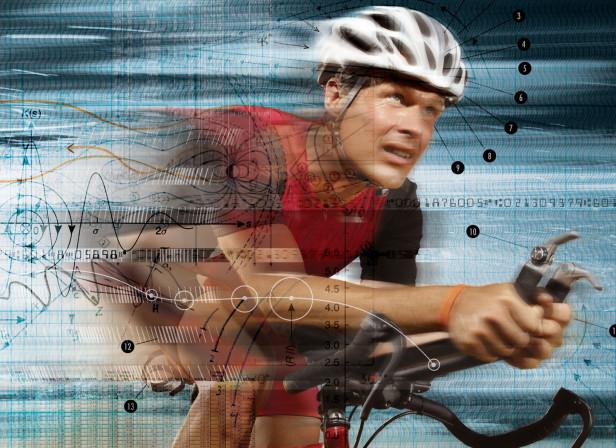 Sports Bicycle Raicing