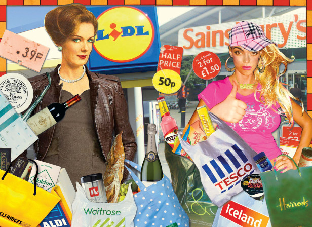 Shopping Class Supermarket Copy